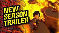 NINJAGO Master of the Mountain – Official Trailer – LEGO® NINJAGO®