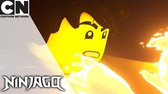 Ninjago The Pyramid Of Danger Cartoon Network UK 🇬🇧
