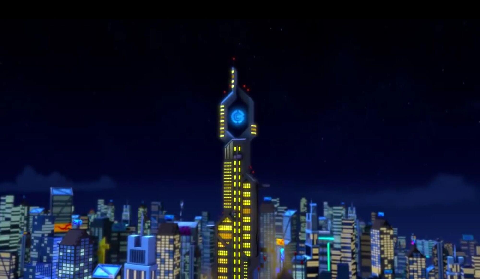 borg tower ninjago wiki fandom powered by wikia
