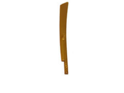 Ninjago golden long sword-0