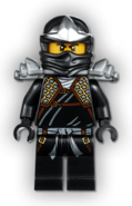 Cole ZX Minifigure