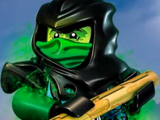 Evil Green Ninja (Morro / Possessed Lloyd)