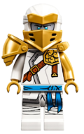 Hero Zane Minifigure