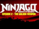 Złota broń