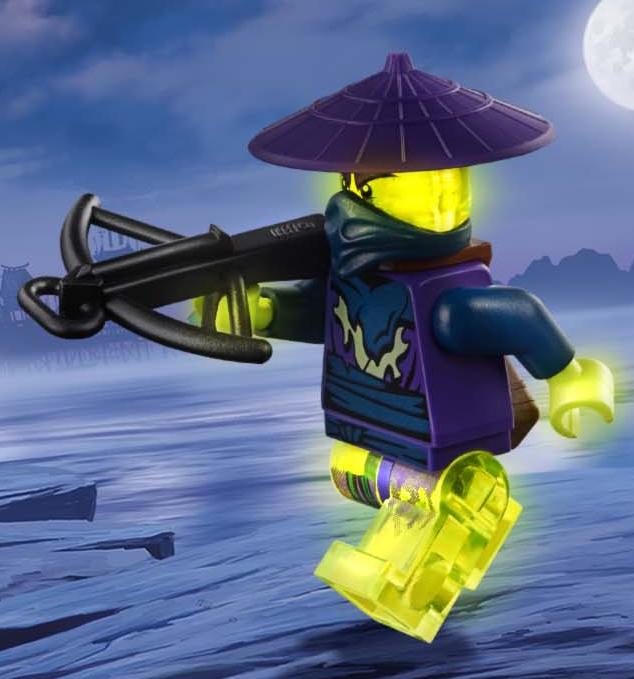 Картинки лего ниндзя го призраки