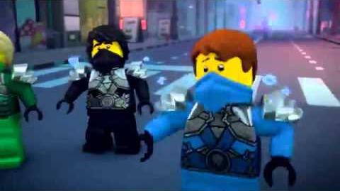 LEGO Ninjago Rebooted Avance-Clip Episodio 34