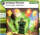 Card 121 - Unique Power