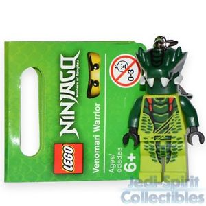 Venomari Warrior 850443 LEGO Ninjago Minifigure Key Chain