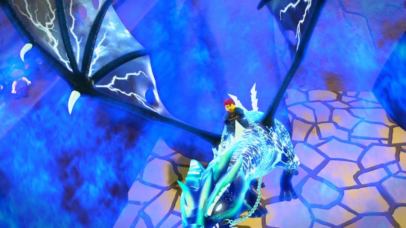 Elemental Lightning Dragon Ninjago Wiki Fandom Ed