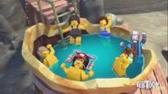 Ninja Pool Party