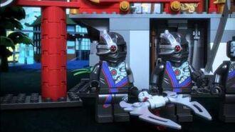 Battle for Ninjago City - LEGO Ninjago - 70728