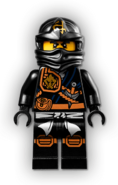 Jungle Cole Minifigure