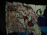 Карта Острозубов