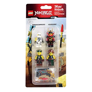 Lego Ninjago Kendo Accessory Set