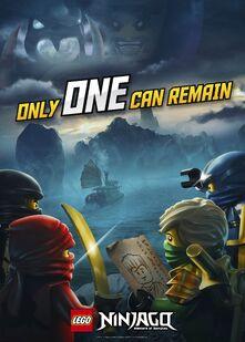 Ninjago Season 4 Promotional Poster