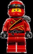 SOG Kai Minifigure