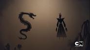 Они и Дракон в рассказе