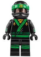 Ninja Force Lloyd Robe Minifigure