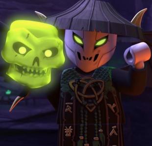 Skull Sorcerer