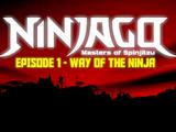 Tajemnice Ninja