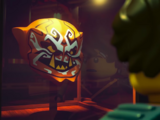 Oni Mask of Deception