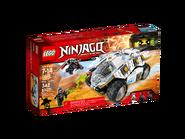 70588 Titanium Ninja Tumbler Alt 1