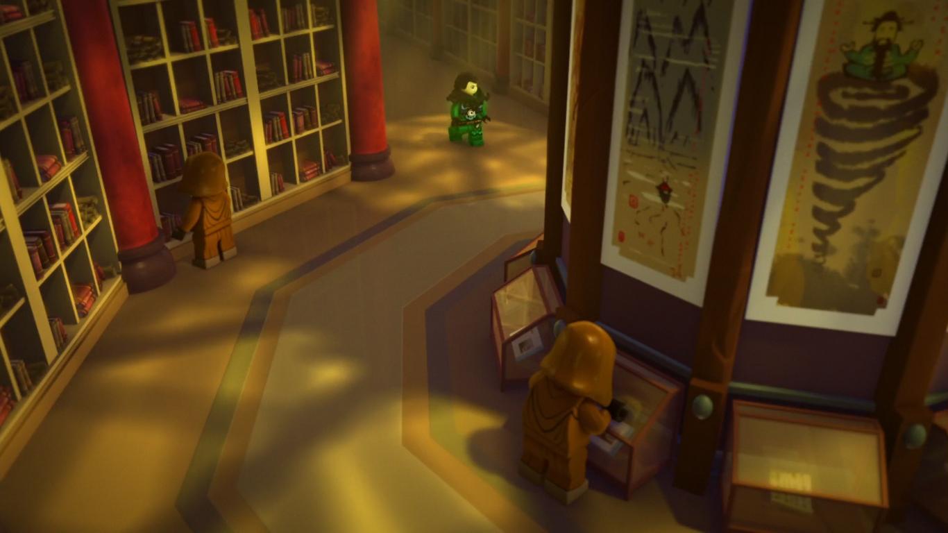 Ancient Library of Domu | Ninjago Wiki | Fandom