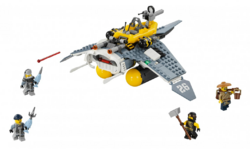 70609 Manta Ray Bomber