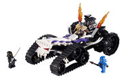 Ninjago 2263 Turbo Shredder