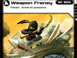 Card 80 - Weapon Frenzy