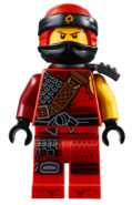 Hunted Kai Minifigure