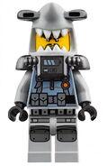 Movie Hammerhead 70656 Minifigure