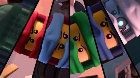 SDCC Panel Sneak Peeks - Day of the Departed - LEGO Ninjago