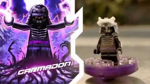 LEGO Ninjago - Sensei Wu vs Lord Garmadon Commercial