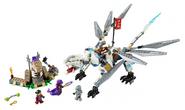 70748 Titanium Dragon Set