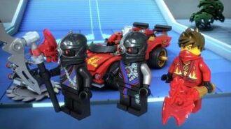 X-1 Ninja Charger - LEGO Ninjago - 70727