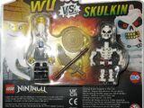 112007 Wu vs. Skulkin Blister Pack