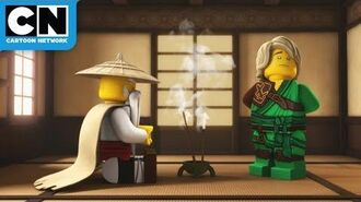 Searching for Quests Ninjago Cartoon Network