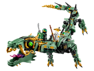 70612 Green Ninja Mech Dragon Alt 2