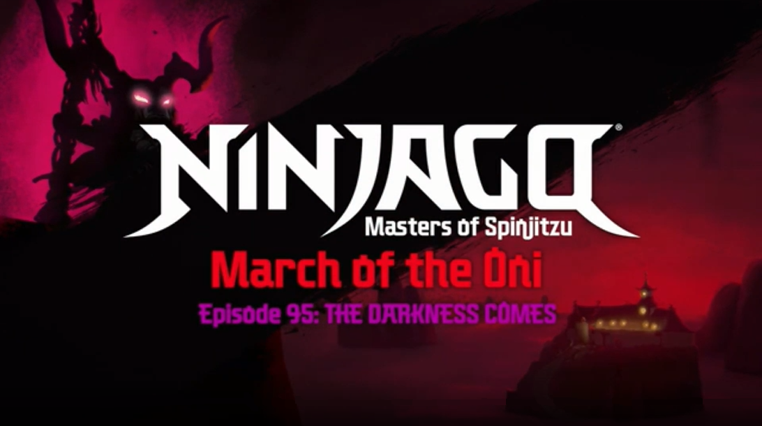 The Darkness Comes Ninjago Wikia Fandom Powered By Wikia