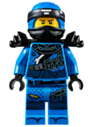 Hunted Jay Minifigure