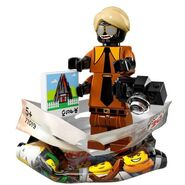 71019 Flashback Garmadon