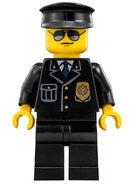 DOTD Prison Guard Minifigure