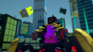 Overlord Attacking Ninjago City