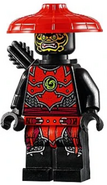 Legacy Stone Scout Tall Minifigure 2 (Wave 2 Version)