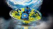 70660 Spinjitzu Jay Poster