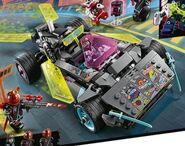 Tuner car set form