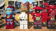 Samurai X Cave Chaos - LEGO Ninjago - Product Animation 70596