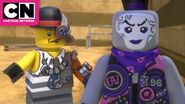 Prison Break Ninjago Cartoon Network