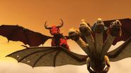 Перворожденная и Ультра Дракон